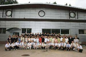 globecore photo all employees 2005